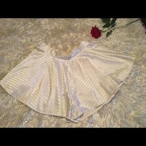 Agaci short skirt white size m